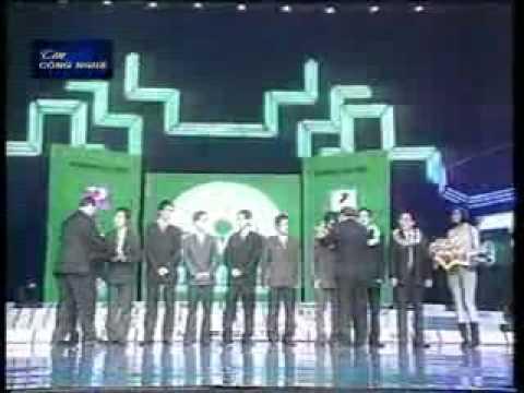 Giải nhất cuộc thi Nhân tài đất Việt năm 2007