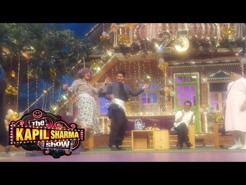 Shah Rukh Khan PROMOTES 'Raees' On 'The Kapil Shar