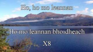 Loch Lomond Lyrics - Runrig Ft. The Tartan Army