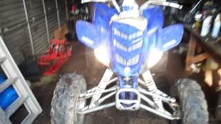 10. 2004 Yamaha raptor 660 R
