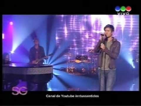 Enrique Iglesias – Susana Gimenez – Nunca te olvidare & Cuando me enamoro