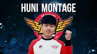 Best of Huni: SKT new Top laner