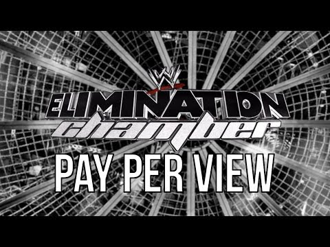 """WWE 2k14 Universe Mode - #53 """"The Elimination Chamber Pay Per View"""""""