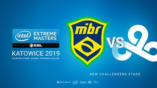 MiBR vs C9, game 1