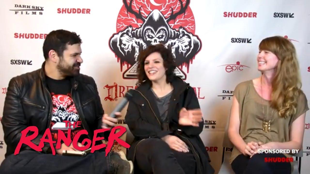 SXSW 2018 Interview Jenn Wexler, Ashleigh Snead - The Ranger