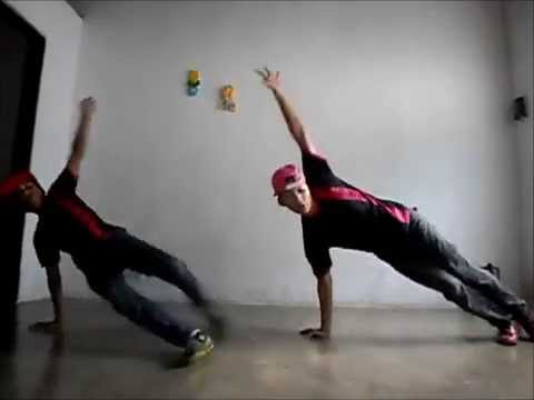Devastating b boy  choreography bsica de break