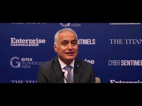 Fadi Kanafani, Regional Director - Middle East & Africa at NetApp - ‎NetApp