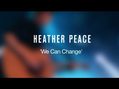 change - 'We Can Change' is the first single taken from the forthcoming album 'The Thin Line' out on June 9th. The album is available to pre-order from iTunes now: https://itunes.apple.com/album/the-thin-...