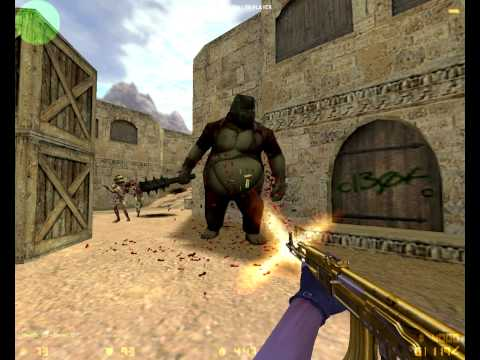 counter strike 1.6 MOD: xtreme v6 zombies