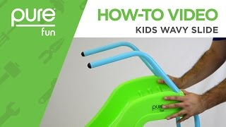 Pure Fun | How-To Video: Kids Wavy Slide