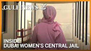 Gulf News visits the Dubai Women's Central Jail in Al Aweer to see how inmates are being rehabilitated. See more at:...
