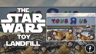 Video The Star Wars Toy Landfill Has Been Found! MP3, 3GP, MP4, WEBM, AVI, FLV Maret 2019