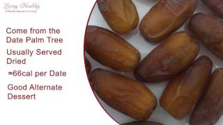 Living Healthy Moment -Tasty Medjool Dates