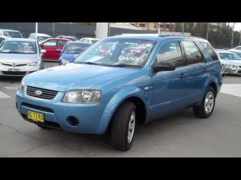 2005 Ford Territory TX Review