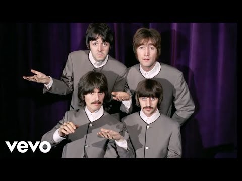 Video The Beatles - Hello, Goodbye download in MP3, 3GP, MP4, WEBM, AVI, FLV January 2017