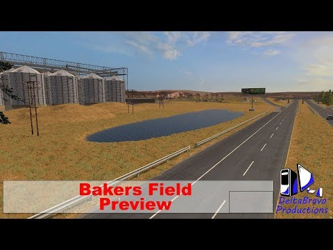 BakerField Map v1.0