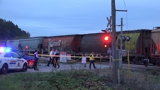 Maple Ridge (BC) Canada  City pictures : Pedestrian Died After Being Struck By CP Train In Maple Ridge BC