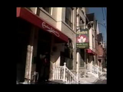 Wideo Canadiana Backpackers Inn