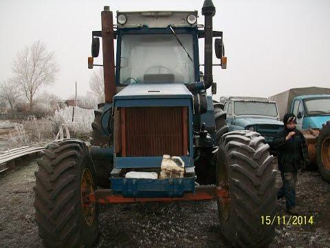 Трактор бизон своими руками фото