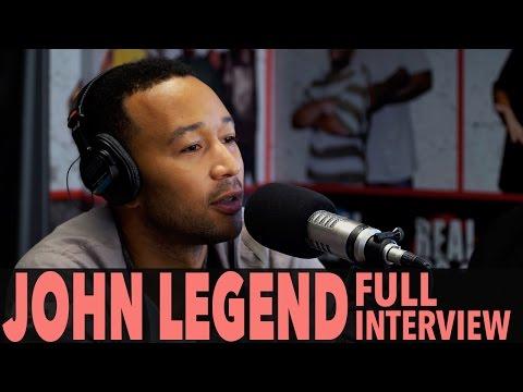 "John Legend on New Single ""Love Me Now"", Kim Kardashian, And More! (Full Interview)   BigBoyTV"