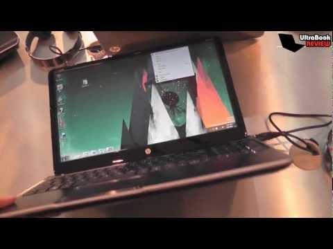 HP Pavilion M6 Fauxtrabook 15.6