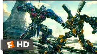 Nonton Transformers  The Last Knight  2017    Bumblebee Vs Nemesis Prime Scene  7 10    Movieclips Film Subtitle Indonesia Streaming Movie Download