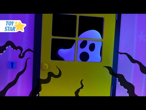 New 3D Cartoon For Kids ¦ Dolly And Friends ¦ Real Ghost #32
