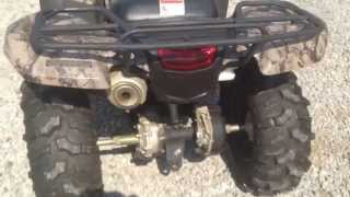 10. 2010 Honda FourTrax Rancher 4x4 w/ EPS @ United Cycle