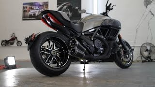 10. 2015 Ducati Diavel Titanium/Ceramic Pro by Advanced Detailing of South Florida