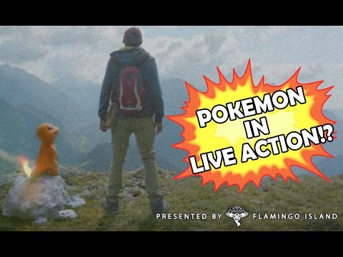 Live Action Pokemon Movie! (FULL STORY) – How To Make