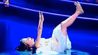 Amira Willighagen - Results Finals Holland's Got Talent - Part 1 - 28 December 2013