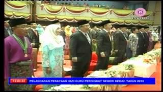 Sambutan Hari Guru Peringkat Negeri Kedah 2015 - Disk 3