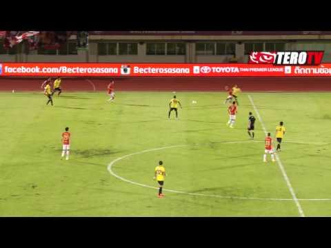 TERO TV Goalhighlight BEC TERO SASANA 5-2 Police United