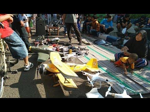 Di CFD Ada Komunitas Drone Bojonegoro, Ada Banyak Drone  Pesawat  - Ayok Belajar Pilot Drone