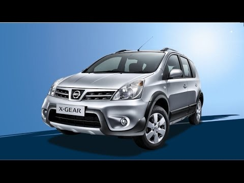 2016 nissan grand livina x gear, the family sport MPV