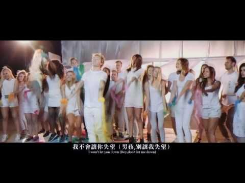 Christopher克里斯多福 - I Won't Let You Down 不讓你失望 (華納official 高畫質HD 官方完整版 MV)