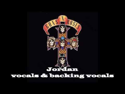 Mr. Brownstone - Guns N' Roses Cover