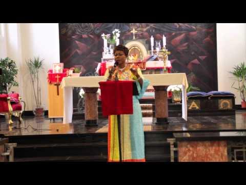 Maman Suzanne Ndekenia  - La Femme vertueuse