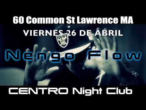 Ñengo Flow Abril 26 @ Exclusive Commercial (2013) -