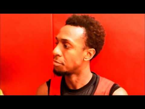 Ish Smith after Rockets Training Camp Day 3