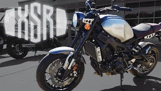10. First Ride: 2016 Yamaha XSR900