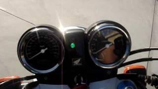 2. 2007 Honda CB900F 919 Hornet