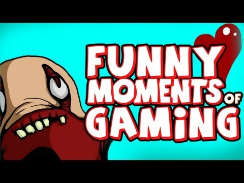 FUNNY GAMING MONTAGE!_Best video games videos ever