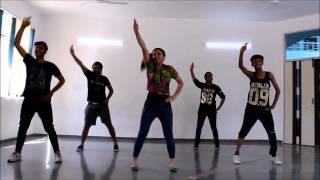 Move Your Lakk | Noor | Sonakshi Sinha & Diljit Dosanjh, Badshah | THA DANCE MAFIA