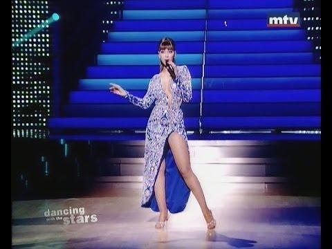 ميريام - Myriam Fares - Mosh Ananeya | DWTS @ MTV Lebanon.