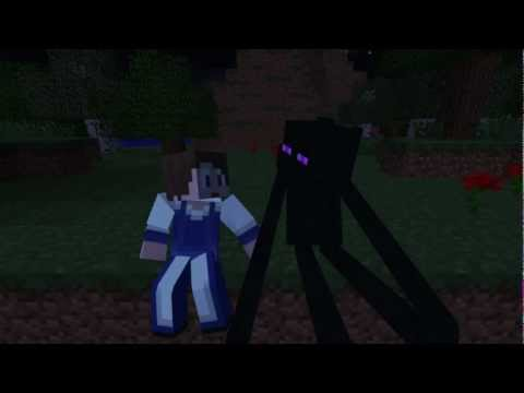 Minecraft- Enderman Love Story