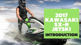 8. Introducing The 2017 Kawasaki JetSki SX-R