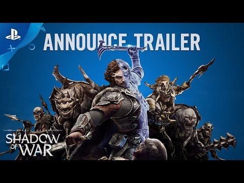 Middle-earth: Shadow of War Announcement Trailer!