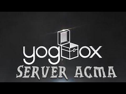 Nasıl Mınecraft Yogbox Server Açılır