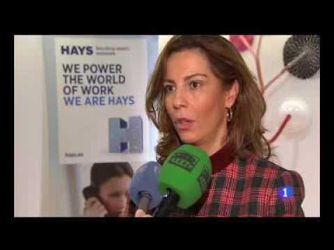 #GuiaHays2017 en TVE - Chris Dottie y Noelia de Lucas